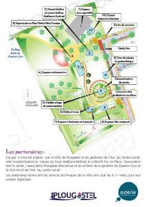 Inauguration Parc de Goarem Goz à Plougastel