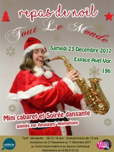 Noël «Tout Le Monde» 2017