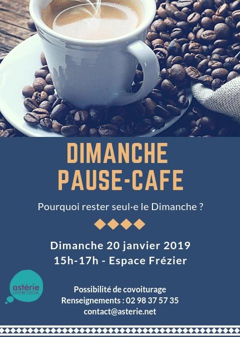 Dimanche Pause Café