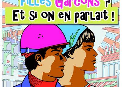 Égalité Filles Garçons? Et si on en parlait! #2