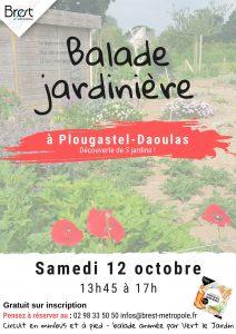 Balade Jardinière à Plougastel