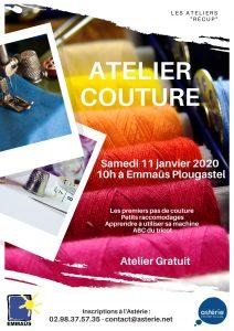 Atelier récup – Couture