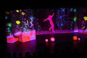 Spectacle «Allo Cosmos» – partenariat avec l'Avel Vor
