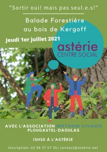 Balade nature avec Bretagne Vivante jeudi 1er Juin 2021