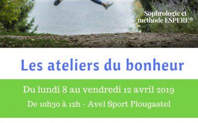 Stage Enfants «Les ateliers du Bonheur»