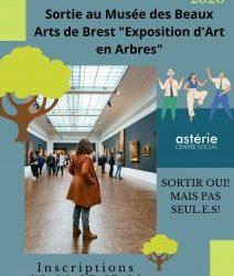 Sortie Loisirs et Découvertes au Musée des Beaux Arts vendredi 28 Août 2020